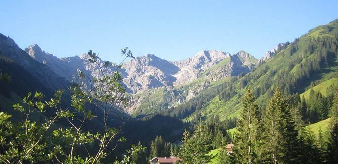 Guided Bike & Hike tour Zitterklapfen. 2.403 m