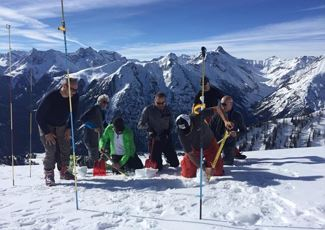 Safety First with the snow sport school Warth Arlberg Snowsports.